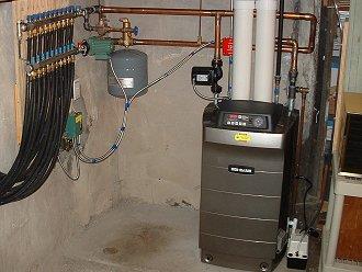 Oil Boiler: Weil Mclain Gold Oil Boiler