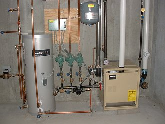 Rich Mathews & Son Inc. Plumbing Installation Pictures Boston ...